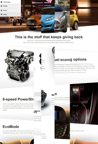 Ford Fiesta Website Localization Cover