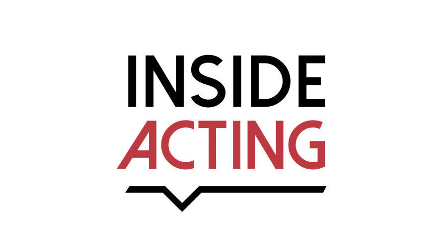 Inside Acting Logo - Stacked
